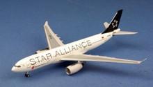 AeroClassics Air China Airbus A330-200 B-6091 'Star Alliance' 1/400