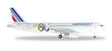 """Herpa Air France Airbus A320 """"80th Anniversary"""" 1/200"""