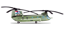 Herpa Royal Air Force Boeing Vertol Chinook HC2A No. 27 Squadron - Chinook 30 Years 1/200