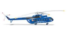 Herpa East German Navy Mil Mi-8S Marinehubschraubergeschwader 18 (MHG-18) 1/200