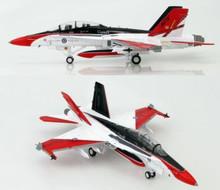 "HobbyMaster CF-18B Hornet RCAF ""AETE"" 1/72"