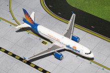 GeminiJets Allegiant Airbus A320 1/200 G2AAY458