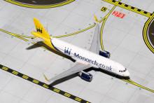 GeminiJets Monarch Airbus A320 'Sharklets' 1/400 GJMON1430