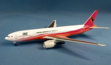 """Dragon Wings Angola Airlines Boeing 777-200 """"TAAG"""" 1/400"""