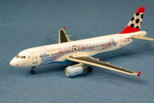 "Dragon Wings Austrian Airbus A320 ""Unofficial Fan line 2008"" 1/400"