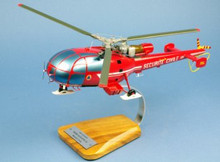 Pilot's Station AS316B Alouette III 1/25