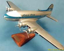 Pilot's Station Aigle Azur Boeing 307 Stratoliner 1/55