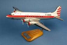 Pilot's Station Air Algérie Douglas DC-4 1/72