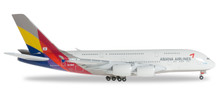 Herpa Asiana Airlines Airbus A380-800 1/500
