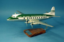 Pilot's Station Aer Lingus Vickers 808 Viscount 1/65