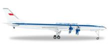 Herpa Aeroflot Tupolev TU-114 (1970s colors) 1/500