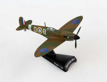 Postage Stamp RAF Spitfire MKll Battle of Britarin Douglas Bader 1/93