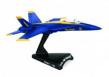 Postage Stamp FA-18 Hornet Blue Angels 1/150