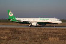JC Wings EVA Air Airbus A321 1/400