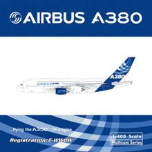 Phoenix A380 Flying the A350 XWB engine 1/400 F-WWOW