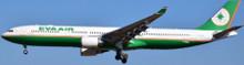 JC Wings EVA Airbus A330-300 B-16336 1/400
