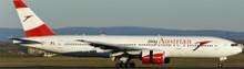 JC Wings Austrian Airlines Boeing 777-200ER OE-LPD 1/400