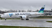 JC Wings Air Austral Boeing 787-8 F-OLRC 1/400
