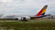 JC Wings Asiana Airlines Airbus A380 HL7635 1/400