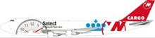 JFox Northwest Airlines Cargo Boeing 747-200 '3-Speed Service' N644NW 1/200