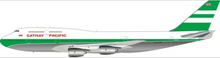 JFox Cathay Pacific Airways Boeing 747-300 VR-HII 1/200