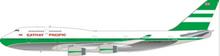 JFox Cathay Pacific Airways Boeing 747-400 VR-HOU 1/200