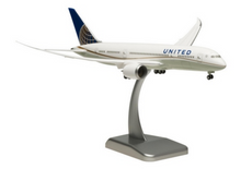 Hogan United Airlines Boeing 787-8 (New 2012 Livery) 1/200