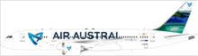 Inflight200 Air Austral Boeing 787-8 Dreamliner F-OLRC 1/200