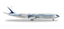 """Herpa Air France Boeing 707-320 """"Château de Chambord"""" 1/200 557245-001"""