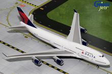 GeminiJets Delta Boeing 747-400 N668US 1/200 G2DAL582