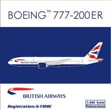 Phoenix British Airways Boeing 777-200ER 1/400
