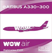 Phoenix WOW Air Airbus A330-300 1/400