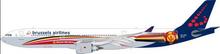 "Phoenix Brussels Airlines A330-300 OO-SFO ""Belgian Red Devils"" 1/200"