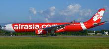 "Eagle AirAsiaX Airbus A330-300 ""Xtra Long"" 1/200"
