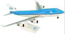 Skymarks KLM Royal Dutch Airlines Boeing 747- 400 New Livery 1/200