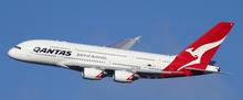 Phoenix Qantas Airbus A380-800 VH-OQL 1/200