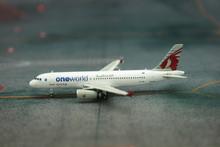 Phoenix Qatar Airways Airbus A320 'OneWorld' 1/400