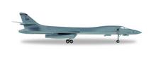 "Herpa U.S. Air Force Rockwell B-1B Lancer - Georgia ANG 128th Bomb Squadron, Robins Air Base - ""Mr. Bones"" 1/200"