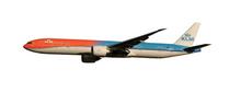 """Herpa Snap Fit KLM Boeing 777-300ER """"Orange Pride"""" 1/200"""