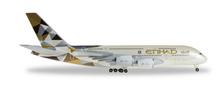 Herpa Etihad Airways Airbus A380 1/500
