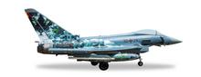 "Herpa Luftwaffe Eurofighter Typhoon - TaktLwG 74 ""Bavarian Tigers - Cyber Tiger"" 1/200"