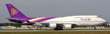 JC Wings Thai Airways Boeing 747-400 HS-TGG 1/200