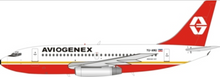 Inflight200 Aviogenex Boeing 737-200 YU-ANU 1/200