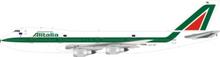 Inflight200 Alitalia Boeing 747-200 I-DEML 1/200