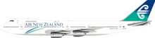 Inflight200 Air New Zealand Boeing 747-200 ZK-NZY 1/200