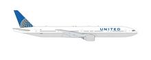 GeminiJets United Boeing 777-300ER N58031 1/400