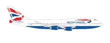 GeminiJets British Airways Boeing 747-400 G-BYGE 1/200 G2BAW634