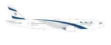 GeminiJets EL AL Boeing 777-200ER 4X-ECA 1/200 G2ELY472
