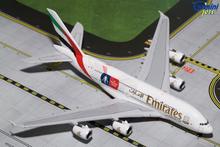 "GeminiJets Emirates Airbus A380-800 ""Emirates FA Cup"" A6-EER 1/400 GJUAE1595"
