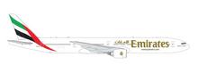 GeminiJets Emirates Boeing 777-300ER A6-EPP 1/400 GJUAE1609